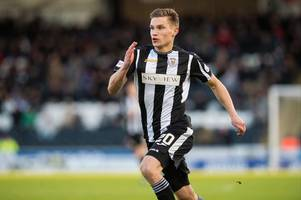 gavin reilly stunned by st mirren exit as alan stubbs rips up striker's contract offer