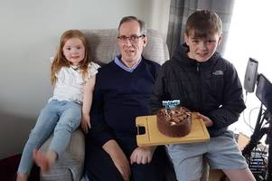 west lothian grandfather wants to tackle misconceptions of motor neurone disease