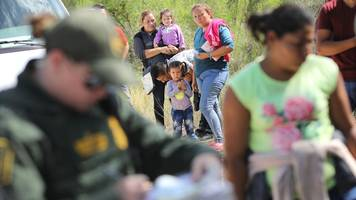 US migrant family separation: Crying children audio released
