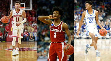 NBA Draft Debate: Which Guard Would You Draft First?