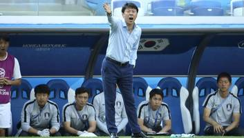 south korea manager laments 'subdued' display in world cup group f defeat against sweden