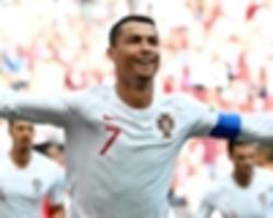 World Cup Betting Tips: Ronaldo 6/5 to be top scorer after netting against Morocco