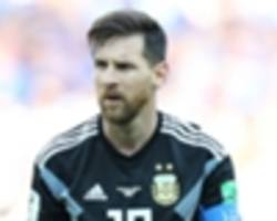 dybala: i can play beside 'best player in the world' messi