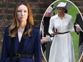 givenchy's clare waight keller praises meghan markle as 'someone who stands up for women's rights