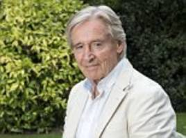 Coronation Street's Bill Roache, 86, opens up to JANE FRYER