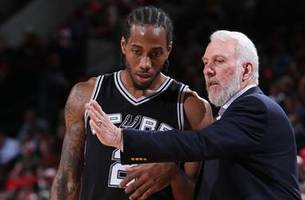 skip bayless reacts to reports gregg popovich met with kawhi in los angeles