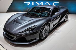 porsche accelerates ev supercar ambitions with investment in rimac