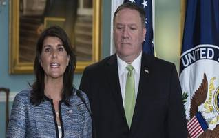 us quits un human rights council; condemns alleged bias against israel