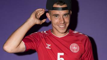 denmark players pay for private jet so defender can see new-born daughter