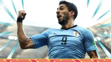 World Cup 2018: Uruguay 1-0 Saudi Arabia highlights