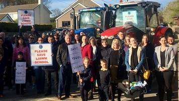 lixwm primary school saved - but at what cost?