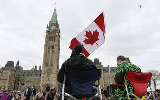 Canada legalises cannabis use as pressure grows on UK to review law