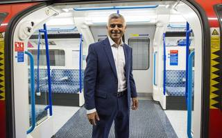 Sadiq Khan to stand for second term as London mayor