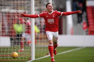 championship gossip: forest interested in ex-chelsea striker, reading want nottingham forest playmaker