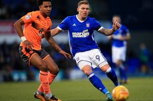 martyn waghorn linked with nottingham forest move