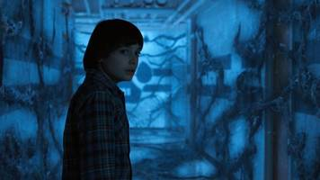 stranger things comic will explore the upside down