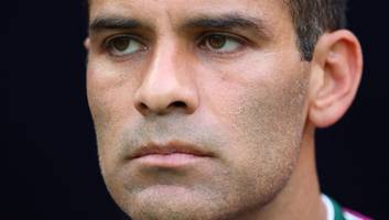 Mexico Stalwart Rafael Marquez is Placed on the U.S. Blacklist on Money Laundering Charges