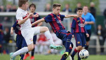 Premier League Duo Set to Miss Out on Talented Barcelona Youngster as Monaco Reach Agreement