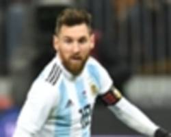 world cup 2018 group d: fixtures, standings, squads & full details on argentina & nigeria group