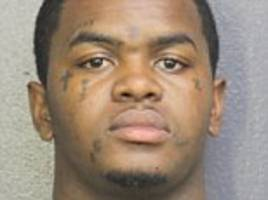breaking news: man, 22, arrested in the shooting death of rapper xxxtentacion