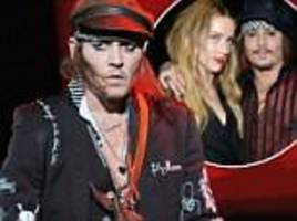 Johnny Depp gives bombshell interview describing depression, drugs and how he lost his money