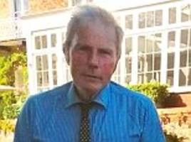 Missing pensioner reported alleged arson on car week before disappearance