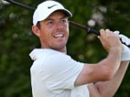rory mcilroy makes strong start to travelers championship to go one shot behind early leaders
