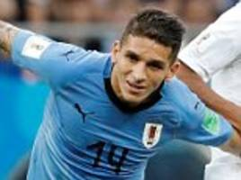 Sampdoria confirm departure of Arsenal target Lucas Torreira