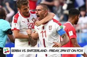 who will win the battle for 3 points between serbia and switzerland?