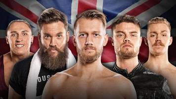 WWE Is Coming to the UK - With a Brand New Show