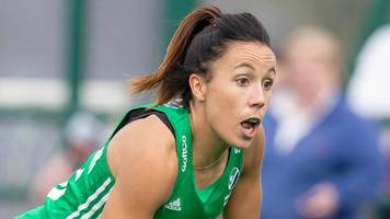 Women's international hockey: Germany 1-2 Ireland
