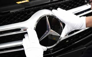 daimler's profit warning sends share prices of european cars tumbling