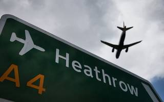 heathrow battle looms as snp support wavers while tory rebels add up