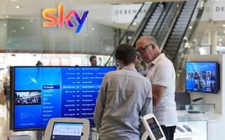 hedge fund boss odey says sky bidding war could drive price to £50bn
