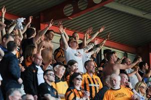 'Great start', 'Could be a lot worse' - Fans react to Hull City 2018/19 fixtures