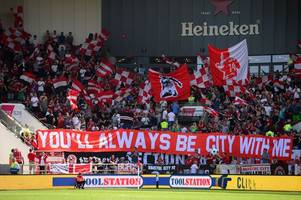 bristol city to play beaten league one play-off finalists in pre-season