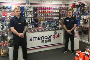 American Golf opens new £200k store in Lenton less than a mile from current shop