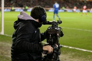 nottingham forest's first home game against west brom will be live on television