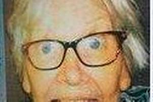 appeal for help to find vulnerable elderly woman missing from cheltenham