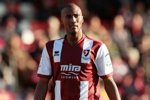 Former Cheltenham Town footballer charged after incident in Swindon