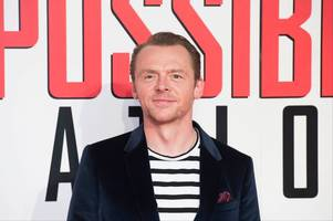 Simon Pegg opens up about depression and alcoholism in frank interview