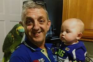 daughter wrote 'superhero' dad's father's day card - but he tragically died before ever receiving it