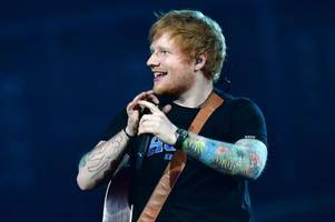 m5 and m4 traffic warning ahead of ed sheeran concerts in cardiff