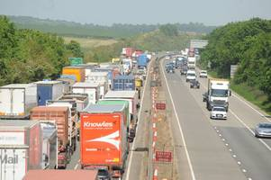 Live Cambridgeshire traffic and travel - A14, M11, A10, A1, Stagecoach, Greater Anglia latest updates