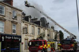 Arrest made in connection with Hamilton Town Hotel blaze