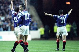 gary mcallister lifts lid on rangers rebuild plans as he targets return to battle of britain glory nights