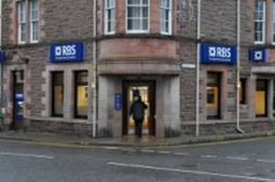 Three months to save Royal Bank of Scotland branch