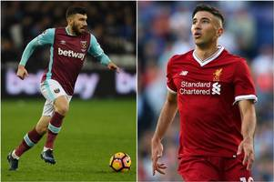why loans for liverpool's marko grujic and west ham's robert snodgrass could leave cardiff city needing just one more signing