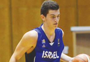 Israel's Tomer Levinson takes his talents to Croatia, with an eye on NBA