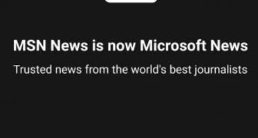 Microsoft Launches Microsoft News App for iPhone and Android